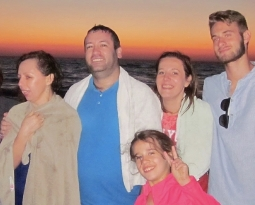 Мой муж и моя подруга крестились в один день!