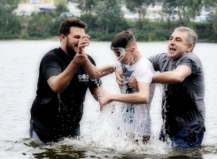 Крещение нашего сына и несколько уроков, которым мы научились